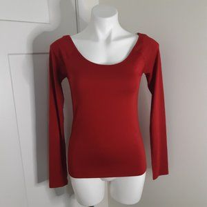 Melrose and Market Size Small Long Sleeve Top